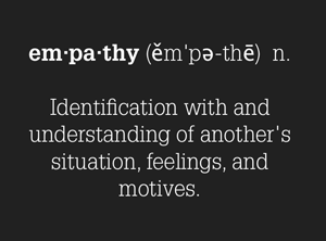 how to become an empathetic person